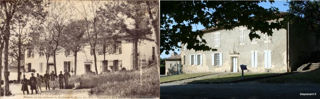Citadelle - Pavillon de la Place - #1